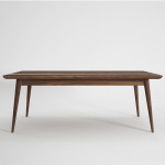 hans coff walnut